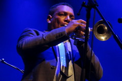 ¡Cubanismo! (2017) 01 (KM's Live Music shots) Tags: worldmusic cuba cubanson cubanismo jesusalemany trumpet barbican