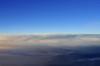 30 000 ft view (Olivier Deschamps Ph) Tags: flight cloud sky blue above 30000 ft sunlight sunset plane aircraft vol avion pieds metres nuage nuageux cloudy audessus ciel bleu coucher soleil hour heure bleue blueazul