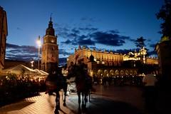Krakow Market Square, Poland (milia imagines) Tags: x100t krakow poland