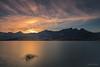 Apacible (AvideCai) Tags: avidecai atardecer agua largaexposición filtro paisaje laguna sigma1020 montaña