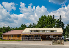 Junction Bar & Grill, Togo, Minnesota (Tony Webster) Tags: babbitt cook highway1 highway65 junctionbargrill minnesota togo barandgrill meatraffle unitedstates us