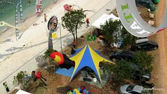 17-Peroj 2017 from Kite_062 (Walter Gregori) Tags: 16x9 169 2017 aquiloni aquilonigonfiabili bandiere banners croazia festivalaquiloni festivaldiaquiloni foto fotoaerea fotodallalto fotodallaquilone inflatablekite kap kitefestival kites peroj wide