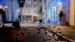 NoG20HH-2017 (24) (left report) Tags: nog20 g20 hamburg protest riot antifa krawalle aufstand schulterblatt schanze sternschanze schanzenviertel barrikaden black block resiste