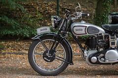 Norton (Dirk Bruyns) Tags: sony nex3n nex yashica yashinonds50mmf19 yashinon oldtimer norton motorcycle