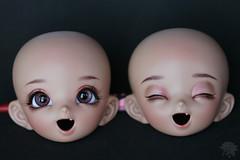 Faceup Fairyland Littlefee Tan Pongpong (redmaiko) Tags: faceup bjd tan pong pongpong littlefee yosd