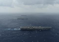 170717-N-XL056-0736 (U.S. Pacific Fleet) Tags: ussnimitz cvn68 aircraftcarrier usnavy deployment bayofbengal