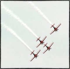 Flight as Art! (Andy J Newman) Tags: yeovilton airforce airshow jordan flight art artistic nikon d500