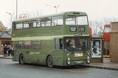 February 1988 Kingston BNE758N (togetherthroughlife) Tags: bus kingston surrey 131 londoncountry 1988 an363 february bne758n