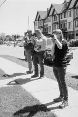 Classic Camera Revival - Trio (Blia100) Tags: classiccamerarevival ccr contax g2 contaxg2 bwfp bw believeinfilm blackandwhite black blia101 foma200fomapan filmphotography filmisnotdead film filmphotographyproject fpp grain shootcrystalsnotpixels