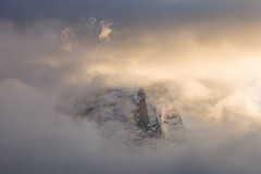 Ephemeral Evanescences (a galaxy far, far away...) Tags: clouds cervino matterhorn valtournenche italy italia valledaosta mountain clearingweather highmountain bivaccobobba robertobertero canon naturallight outdoor otherworldly alpi alps alpine alpen atmosphere mood evanescence