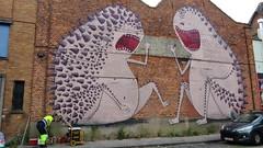 Bisser / Berouw -  jul 2017 (Ferdinand 'Ferre' Feys) Tags: gent ghent gand belgium belgique belgië streetart artdelarue graffitiart graffiti graff urbanart urbanarte arteurbano bisser