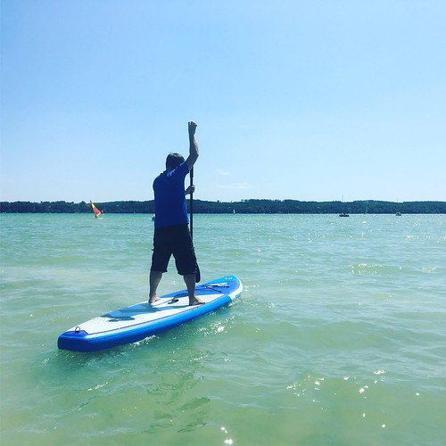 #SUP #Ammersee