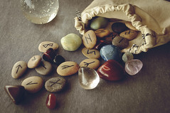 runes and tarot cards (Psychic Base) Tags: amethyst arcana background ball cards closeup color conceptual crystal detail esoteric fortune fortunetelling future games gem gemstone image karma leisure luck magic mystery paganism paranormal performance photography possitive prediction priest product psychic runes seeing semiprecious success sun tarot temptation traditional wealth white