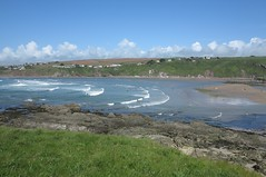 bantham39 (West Country Views) Tags: bantham sand devon scenery