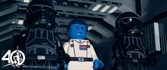 13. Enter Thrawn (kyle.jannin) Tags: lego legostarwars starwars rebel rebels empire thrawn death troopers 40 anniversary celebration imperial hallway star destroyer themodularbrick