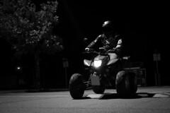 #d3300 (Yacin.M) Tags: rider quad light blackandwhite parking alpinestars ktm yamaha