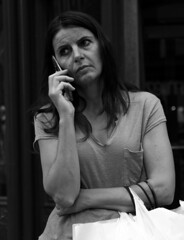 """""""Your Call IS Very Importrant To Us"""" - Street Portrait - Downtown Chicago - 09 Jul 2017 - 7D II - 074A (Andre's Street Photography) Tags: downtownchicago09jul20177dii chicago downtown loop innercity chitown urbanlife streetlife cellphone conversation expression facial face closeup portrait streetportrait streetphotography streetshot streetphoto straat straatportret straatfotografie fotografiadistrada strada strasse lacalle larue candid mood somber worry worried eyes woman phonecall onhold yourcallisveryimportanttous photobyandrevanvegten dutchstreetphotographers tribunetoedvanderelsken dedicatedtodianearbus robertfranksworld vivianmaiersstyle chicagostreets chicagostreetphotographer urbanchicago chicagoist chicagoistphotos chicagojournal chicagotribune chicagoreader chicagomagazine canon eos 7dmarkii eos7d"""