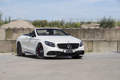 The ultimate convertible (NoortPhotography) Tags: mercedes mercedesbenz s63 amg convertible jdcustoms amgs xpel stealth v8 biturbo exhaust twinturbo luxury autogespot akrapovic gtspirit rogam