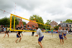 2017-07-15 Beach volleybal marktplein-17