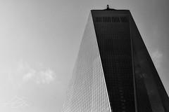 One World Trade Center NYC (DChoi95) Tags: worldtradecenter 911 onenew newyork newyorkcitylandmarkpreservationcommission nyc ny nyclpc architecture sky skyscraper tower building
