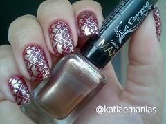 Usei para carimbar o Azizah (Novo Toque) (katiaemanias) Tags: konad nails nailpolish nailart nail unhas unha katiaemanias esmalte esmaltes esmalteparacarimbo esmalteslafemme lafemme