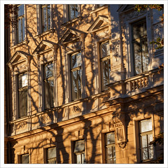 October Light on an Old House (amanessinger) Tags: austria manessingercom villach carinthia kärnten