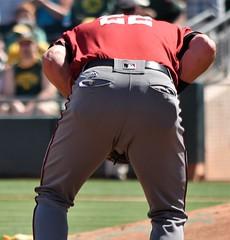 JakeLamb cfb (jkstrapme 2) Tags: baseball jock cup bulge jockstrap ass butt