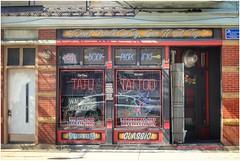 Wicker Park (BalineseCat) Tags: wicker park tatu tattoo shop facade