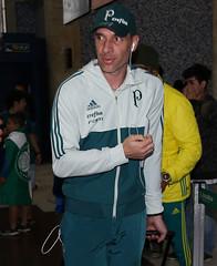 Desembarque no Rio de Janeiro (18/07) (sepalmeiras) Tags: palmeiras sep santosdumont desembarque fprass