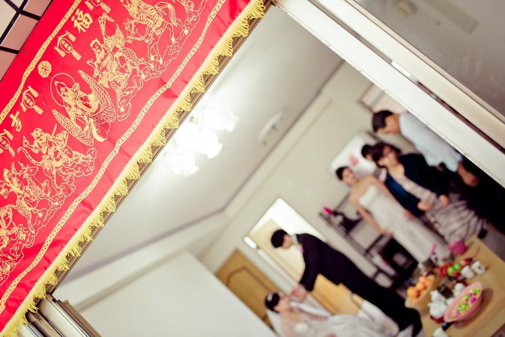 任廷&姿妤、婚禮0247