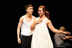 d'Ayelen Parolin  DSC_9387Mirabelwhite (Mirabelwhite) Tags: danse danseur piano coree argentine cdc avignon festivaldavignon nativos ayelenparolin lete davignon mirabelwhite