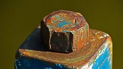 Time Travelled (Bob's Digital Eye) Tags: 2017 bobsdigitaleye canon canonefs55250mmf456isstm decay metalic rust t3i texture flicker flickr
