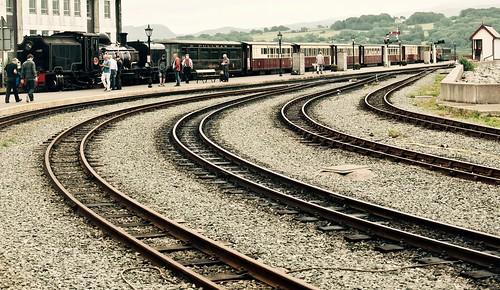 Welsh Highland Train