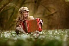 Musicalité (Laurent Delfraissy Photographie) Tags: acidezen studioacidezen laurentdelfraissy accordéoniste accordeon nature musicalité infinity lelot46