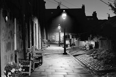 2am Footdee (Fittie) Aberdeen Scotland 19/7/17 (DanoAberdeen) Tags: nightshoot aberdeen danoaberdeen nikon nikkor footdee fittie aberdeencity cityofaberdeen nikond750 nikkor50mm night afterdark candid amateur ecosse escocia scotia oldaberdeen fishingvillage danophotography 2017 recent bw monochrome virgin firsttime darkness aberdeenatnight nightime fear terror somber aberdeenscotland grampian aberdeenharbour tarrysheds abdn 2018 fitdee fishing fish fishermen village harbour seafarers trawlers workboats blue bluesky offshore autumn summer spring winter tarry sheds
