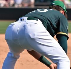 RyonHealy visible jock (jkstrapme 2) Tags: baseball jock butt ass strap lines jockstrap