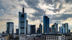 2017-04-13 17.52.57 (Roland Klein) Tags: deutschland europe frankfurtammain hdr hessen skyline