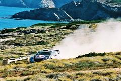 Ogier / Ingrassia - Fiesta WRC - SS17 Sassari - Argentiera - 11/6/17 - Rally D'Italia 2017 (74Mex) Tags: wrc rally ditalia 2017 sardinia sarde sardegna pentax k1000 iso800 k 1000 iso 800 ogier ingrassia fiesta ss17 sassari argentiera 11617