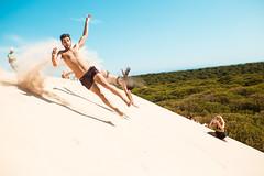 Bolonia jumps (Leo Hidalgo (@yompyz)) Tags: playa bolonia beach cadiz white sand nature virgen explore yompyz travel trip