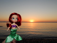 Ari in Turkiye (Lindi Dragon) Tags: doll disney disneyprincess disneystore dolls ariel mermaid little turkey turkiye
