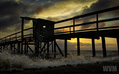 Trapiche do Laranjal (wagnerm25) Tags: laranjal pelotas pier sunset sunrise riograndedosul trapiche twilight