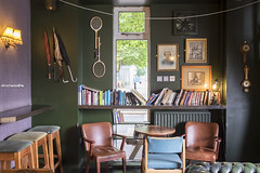 London cosy restaurant (christineXVIII) Tags: ifttt 500px window house lamp chair seat home apartment mirror sofa room table floor furniture inside shelf luxury bookcase indoors rug grande bretagne no person londres