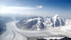Aletschgletscher Glacier Aletsch Switzerland (roli_b) Tags: aletsch aletschgletscher gletscher glaciar glacier bernese oberland jungfrau region mountains berge alps alpen swiss schweizer switzerland schweiz suisse suiza svizzera landscape nature july 2017 aerial view luft luftaufnahme picture panorama panoramic vista travel avion air plane turismo alpinismo tourist reisen snow topped schneebedeckt cloud clouds