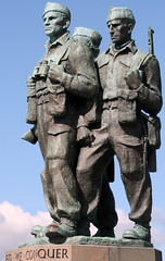 commando memorial (odysseus62) Tags: commandono4 achncarry speanbridge lochaber scotland france 2017 july kieffer tspharos commandomemorial fusiliers marins
