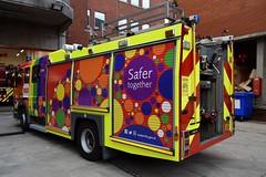 RF02 XJK (markkirk85) Tags: mercedes benz atego london fire brigade dpl1101 reserved pride livery engine appliance lfb rf02 xjk rf02xjk