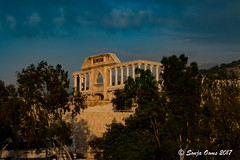 JUPITER (Sonja Ooms) Tags: jupiter lakebnachii lake bnachii goldenhour building ruines history