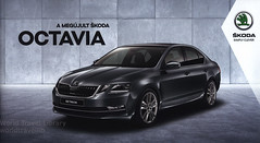 Skoda Octavia - A Megújult Skoda Octavia; 2016_1 (hungarian lang. car brochure) (World Travel Library - The Collection) Tags: škoda skoda skodaoctavia 2016 frontcover carbrochurefrontcover car brochures sales literature czechcars auto worldcars world travel library center worldtravellib thecollection automobil papers prospekt catalogue katalog vehicle transport wheels makes models model automobile automotive motor motoring drive wagen photos photo photograph picture image collectible collectors ads fahrzeug cars سيارة 車 automobiles documents dokument broschyr esite catálogo folheto folleto брошюра