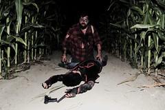 Zombie Killing (Strocchi) Tags: streetofundead 2017 savio dedalo labirinto undead flash 24105mm eos6d canon zombie cosplay