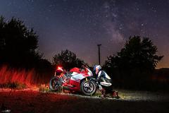 Panorámica Ducati Diego Lightpainting 15 de julio de 2017-4 (anyelo_vper) Tags: sony a6300 tokina atx 116 1116mm f28 night noche lightpainting milky way milkyway vía láctea star stars estrellas moto motorbike ducati 1299 panigale s 1299s best apsc full