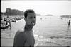 (Hollywood Style) (Robbie McIntosh) Tags: leicamp leica mp rangefinder streetphotography 35mm film pellicola analog analogue negative leicam analogico blackandwhite bw biancoenero bn monochrome argentique dyi selfdeveloped filmisnotdead autaut candid strangers leicaelmarit28mmf28iii elmarit28mmf28iii elmarit 28mm bathers sea seaside tan fujineopanacros100 fujineopanacros fuji neopan acros man eyecontact ilfordilfoteclc29 ilfoteclc29 lc29 summer summertime hay mappatellabeach lidomappatella cigarette